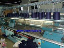 UNIVERSAL MC-848 gauge 5 flat knitting machines