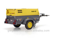 Atlas Copco Portable Air Compressor XAS 67