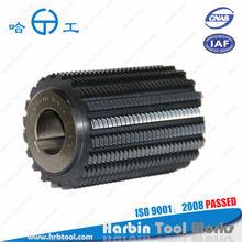 Balzers coating, Involute Spline gear Hob, gear hobbing cutter, ISO9001,