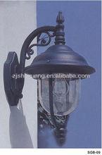 brass outdoor wall lights
