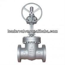 API 600 Casted Gate valve, OS&Y, BB