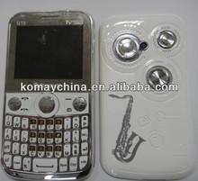 KOMAY 2012 Hot Three sim card TV CellPhone Q10 2.2 inch TFT Screen and Flashlight