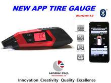 NEW IPHONE Blue Tooth Digital Tire Pressure Gauge