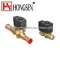 líquido hongsen solenoide válvula de refrigeración
