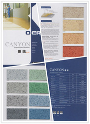 PVC Sports flooring and Commercial flooring