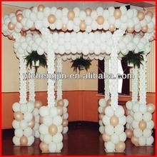 wedding decoration purple and white balloons/weddings events decor balloon