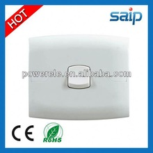 CE&SASO certificated electrical 45a australian wall switch