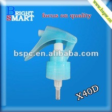 BS - Plastic trigger pump for aerosol product X40D