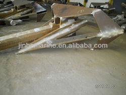 Flipper Delta or Delta Flipper Anchor with ABS, LR, BV,DNV, GL Class Certficiate