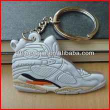 MOQ 100 soft pvc keychain,2d custom shaped soft pvc keychain,pvc soft rubber keychains