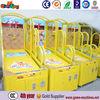 Amusement park basketball arcade game machine