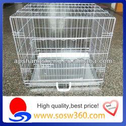 New design Metal small aluminium pet cage