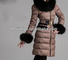 long down jacket women best selling 2012 new style down jacket for women