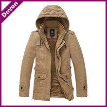 2014 personalizado venda quente casaco de lã para homem