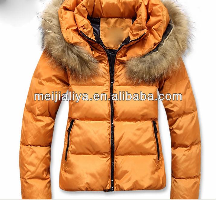 short down jacket women