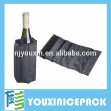 Wine Gel Carrier Beer Bottle Cooler Freeze Bag