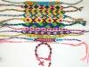 handmade woven friendship bracelet promotional bracelets braided friendship bracelet