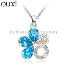 Newest jewelry ouxi jewelry made with swarovski elements + Austria Crystal jewerly 10742
