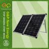 GP folding solar panel 160W solar panel kit
