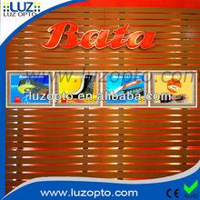 Transparent acrylic advertising trace light box,tracing light box