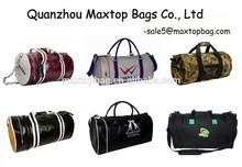 PU Leather Gym Satchel Shoulder Leather Travel Bag Duffle Bag Sports Bag