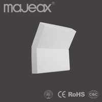 Contemporary Plaster Gypsum CE RoHS UL Approved wall niche light