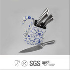 Fashion tv shopping products ,steak knife with block