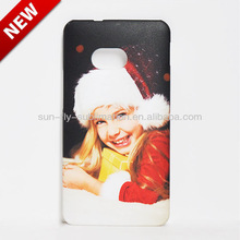 New!3D sublimation phone cases for HTC/sublimation phone cover/mobile case