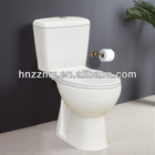 sanitaryware ceramic two-piece toilet bowl/twyford toilet