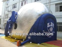outdoor football helmet, inflatable helmet, inflatable sports helmet