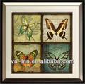 nueva imagen de los productos de los marcos para cuadros múltiples de la mariposa