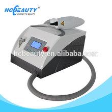 Effective hair removal machine erbium yag laser