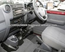 Toyota Landcruiser 70 Series RHD