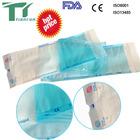 Self-sealing sterilization pouches