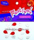 MTLP-PA054 kid diy balloon foil confetti