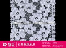 Jacquard elastic lace for underwear
