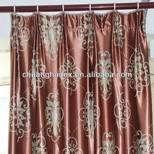 ChuangHui Brand fashionable jacquard blackout new curtain design