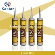 acrylic sealant tube,paintable ,water based ,liquid nail 300ml