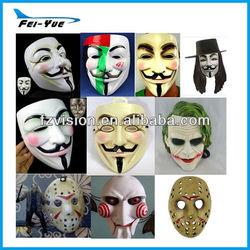 Retail Packing Distribution Jason Halloween Mask Distribution