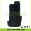Li-ion de la batería para bosch herramienta 10.8v pilas y baterías bat411 1. 5ah, 2. 0ah