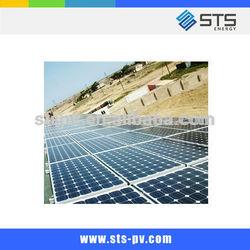 130W solar modules