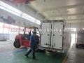 Barata americana cargo carrocerias/caminhão refrigerado caixa corpos para venda