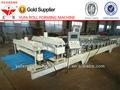 Yufa 1100 Automtic telhado revestimento de folha de máquina, Fabricação de metal da máquina