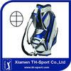 Fine Design Leather Golf Travel Bag
