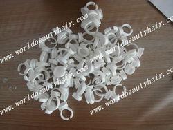 Hot sell Eyelash extension tools Disposable plastic Glue Ring