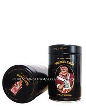 Italian Espresso Gran Crema Tin Bean coffee