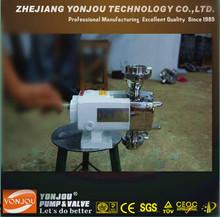LQ3A Stainless steel rotor pump (Lobe pump) for high viscosity liquid / rotary pump bitumen transfer