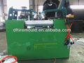 máquina de inspeção para recauchutagem de pneus