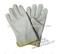 full grian furnituer leather gloves/ hands protection