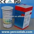 10a tira de urina teste CE ISO